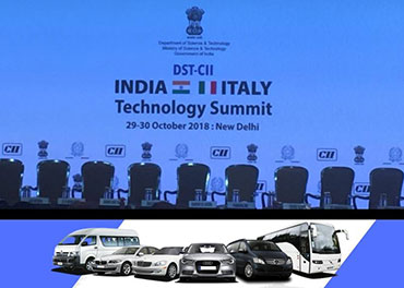 Italian Prime minister visit on 30th Oct in New Delh