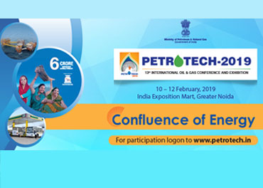 Petrotech conference and exhibition 2019