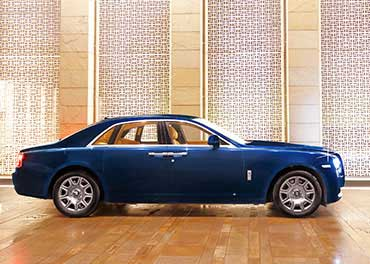 Rolls Royce Ghost - 2