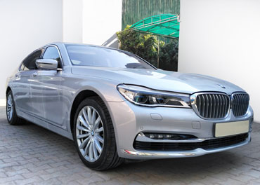BMW 7 series thumb