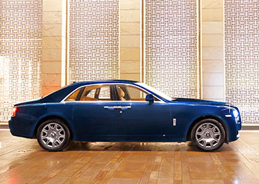 Rolls Royce Ghost 2 thumb