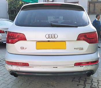 Audi Q7 Lease Rates Audi Q7 Estate Special Edition 4 2 Tdi