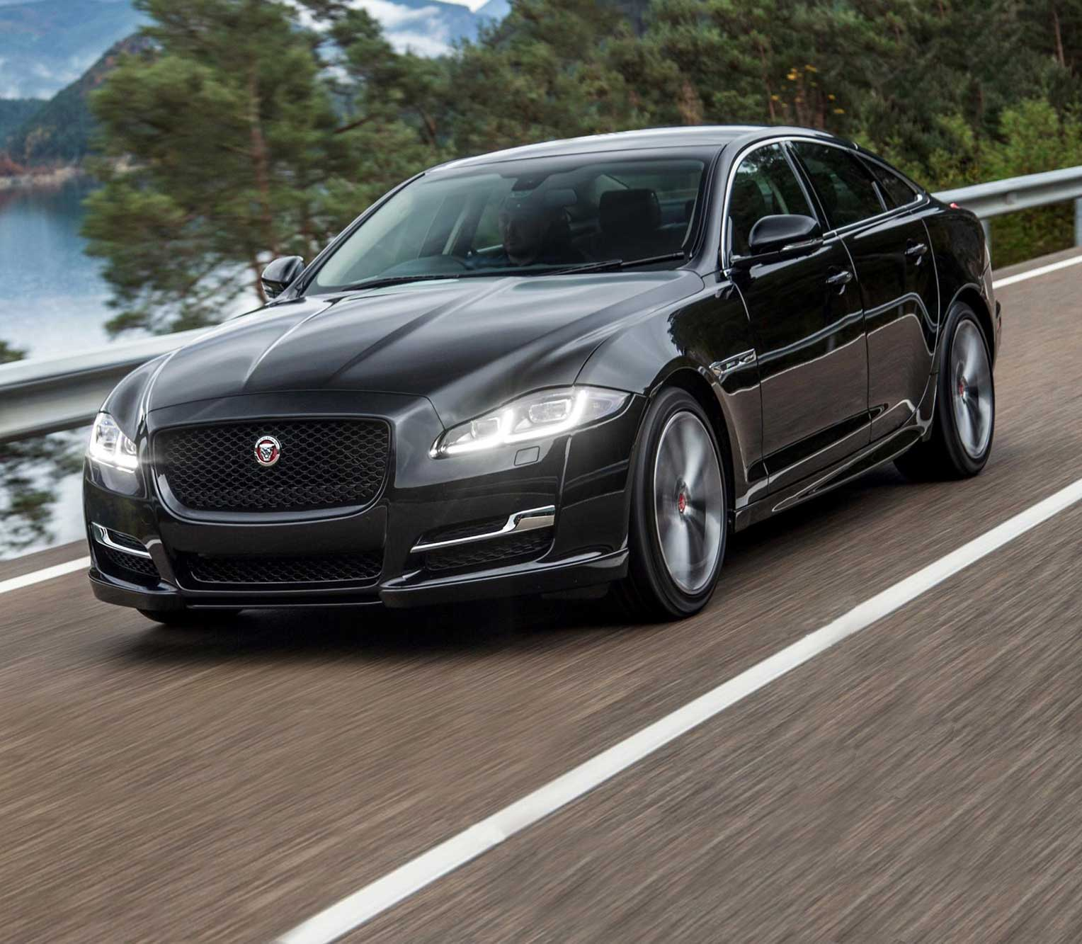 Price Of New Jaguar: Jaguar XJL Car Rental