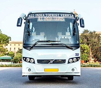 Volvo Coach front view